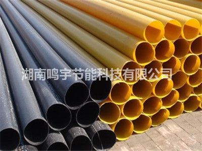 高密度聚乙烯夹克管